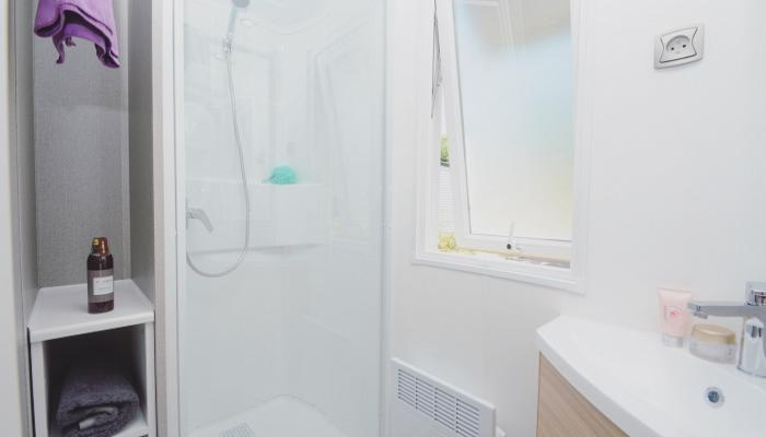 Salle de bain Loggia Bay mobile home